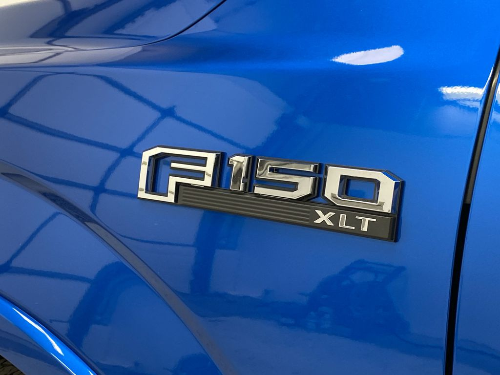 Blue[Velocity Blue] 2020 Ford F-150 Trim Specific Photo in Dartmouth NS