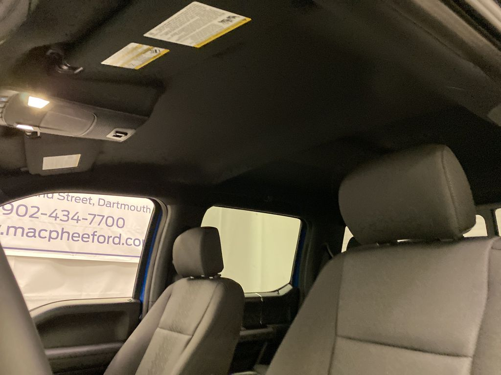 Blue[Velocity Blue] 2020 Ford F-150 Sunroof Photo in Dartmouth NS