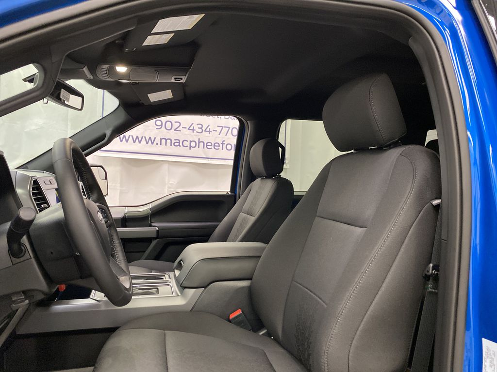 Blue[Velocity Blue] 2020 Ford F-150 Left Front Interior Photo in Dartmouth NS