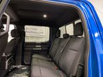 Blue[Velocity Blue] 2020 Ford F-150 Left Side Rear Seat  Photo in Dartmouth NS