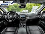 White 2017 Jeep Grand Cherokee Left Front Seat Photo in Kelowna BC