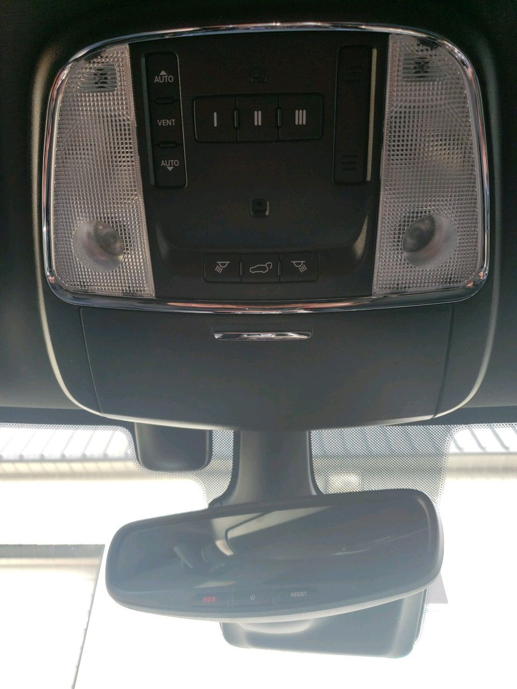 Silver 2020 Jeep Grand Cherokee Center Console Photo in Fort Macleod AB