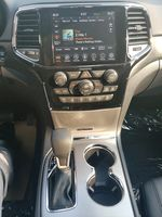 Silver 2020 Jeep Grand Cherokee Left Front Head Light / Bumper and Grill in Fort Macleod AB
