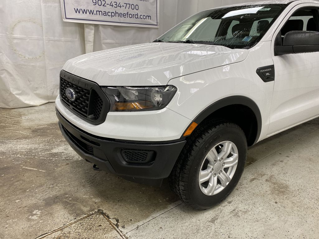 OXFORD WHITE 2020 FORD RANGER Left Front Corner Photo in Dartmouth NS