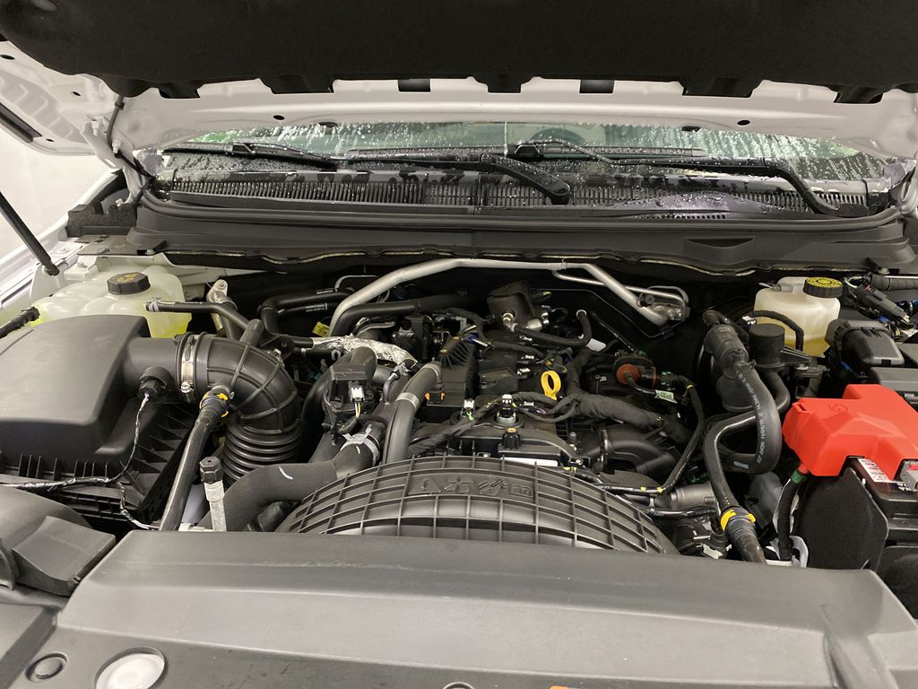 OXFORD WHITE 2020 FORD RANGER Engine Compartment Photo in Dartmouth NS