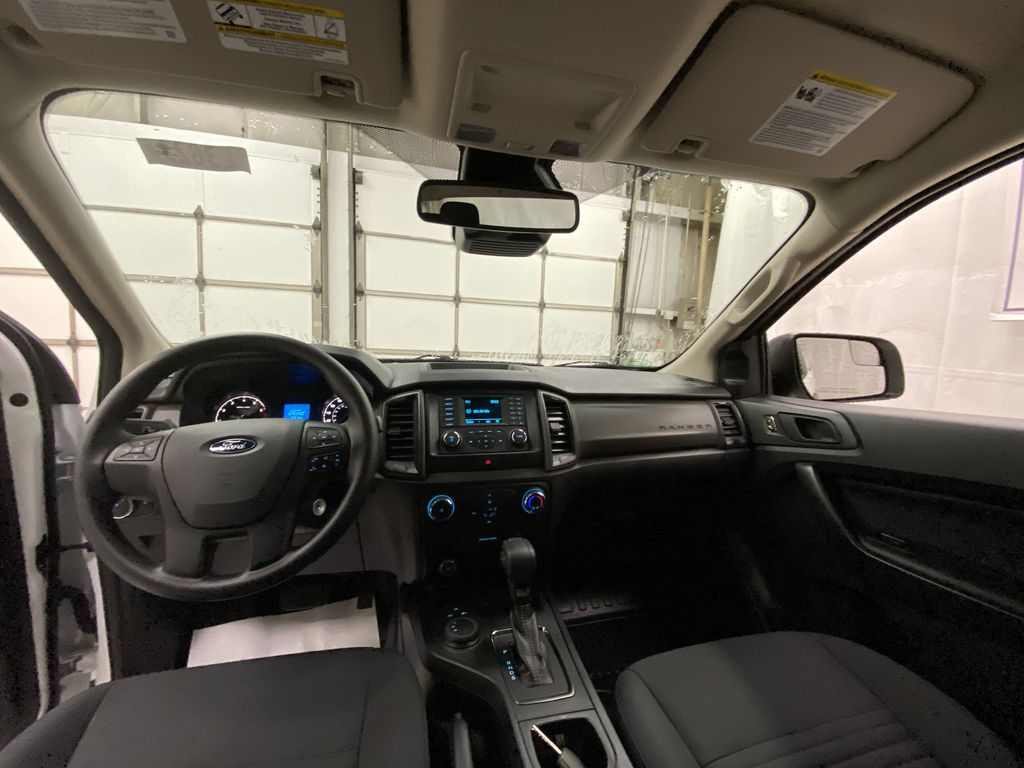 OXFORD WHITE 2020 FORD RANGER Strng Wheel/Dash Photo: Frm Rear in Dartmouth NS