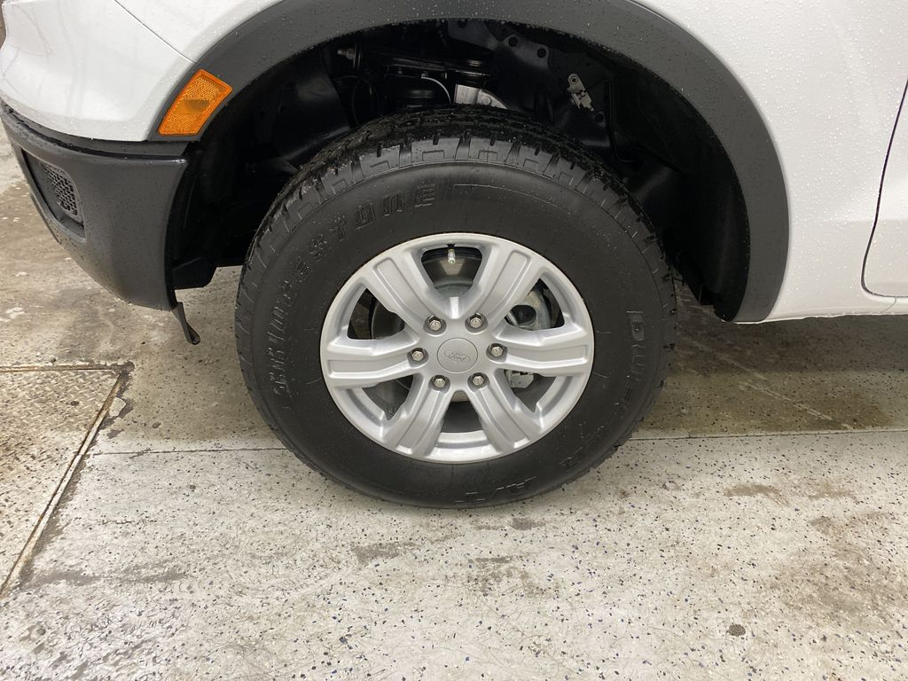 OXFORD WHITE 2020 FORD RANGER Left Front Rim and Tire Photo in Dartmouth NS