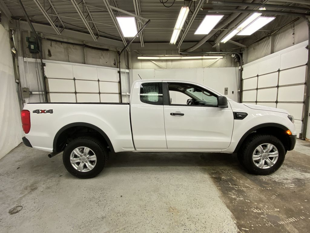 OXFORD WHITE 2020 FORD RANGER Right Side Photo in Dartmouth NS