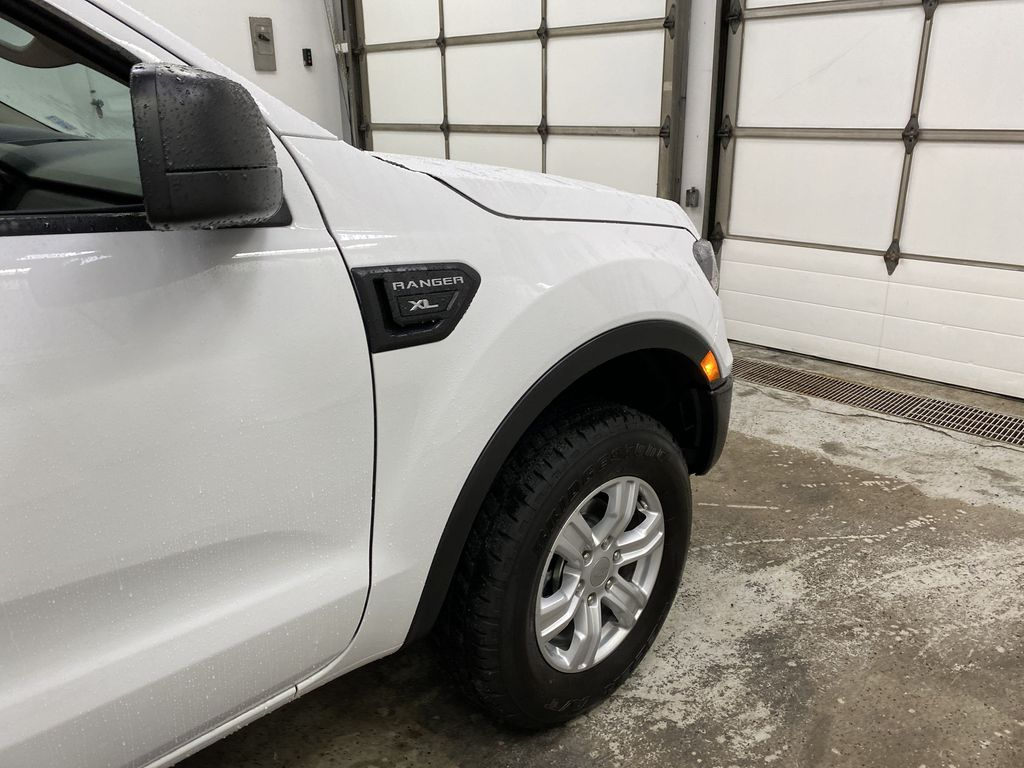 OXFORD WHITE 2020 FORD RANGER Right Front Corner Photo in Dartmouth NS
