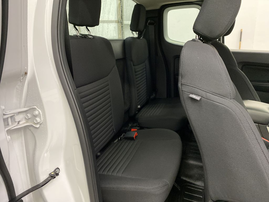 OXFORD WHITE 2020 FORD RANGER Right Side Rear Seat  Photo in Dartmouth NS