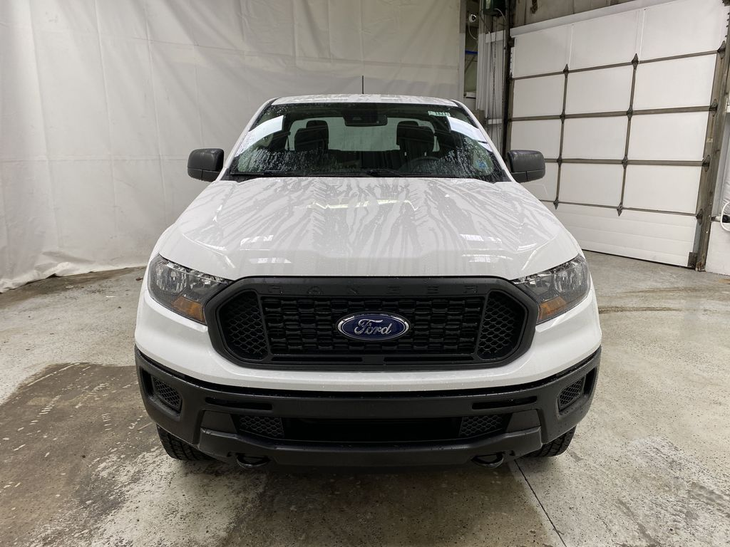 OXFORD WHITE 2020 FORD RANGER Front Vehicle Photo in Dartmouth NS