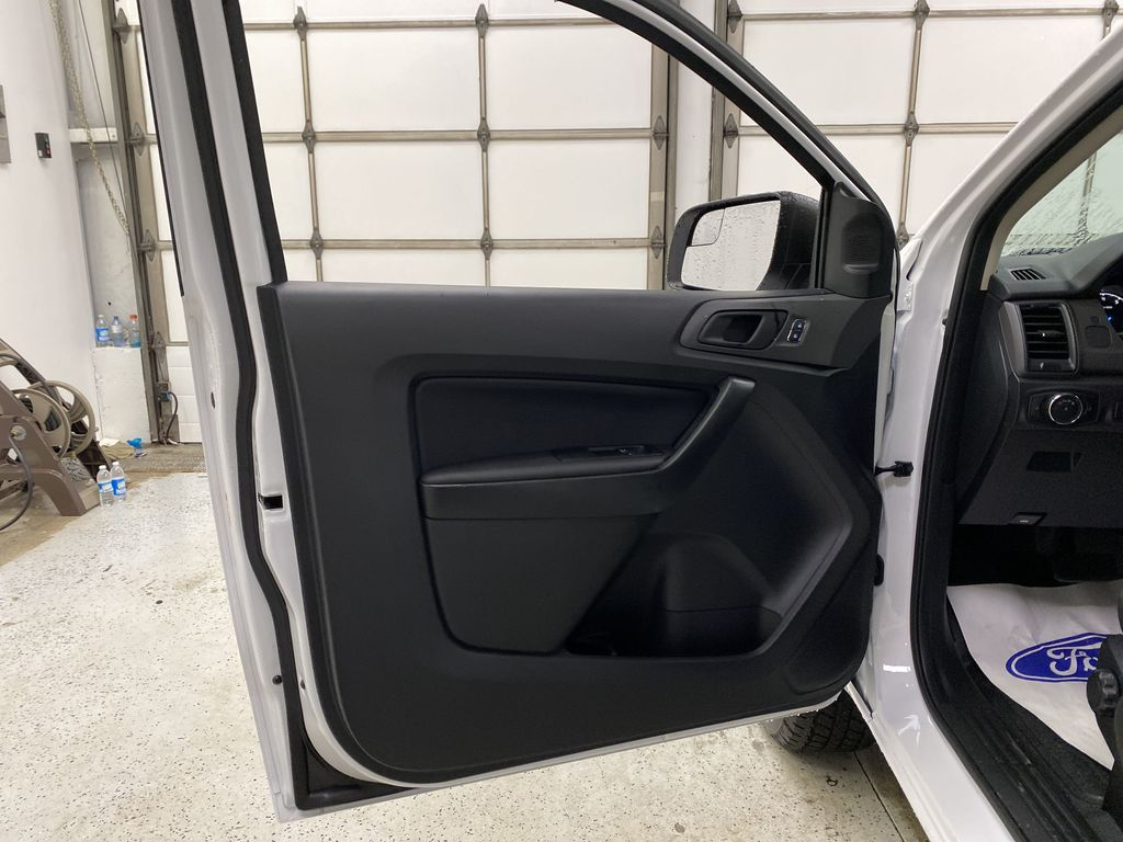 OXFORD WHITE 2020 FORD RANGER Left Front Interior Door Panel Photo in Dartmouth NS