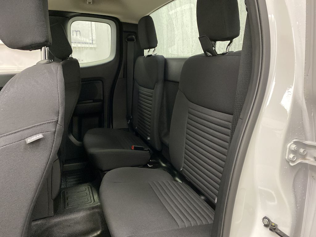 OXFORD WHITE 2020 FORD RANGER Left Side Rear Seat  Photo in Dartmouth NS