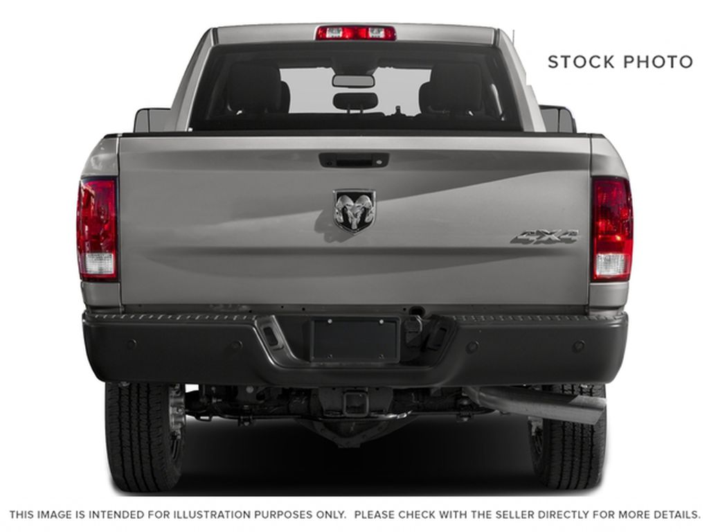 2017 Ram 2500 Rear of Vehicle Photo in Medicine Hat AB
