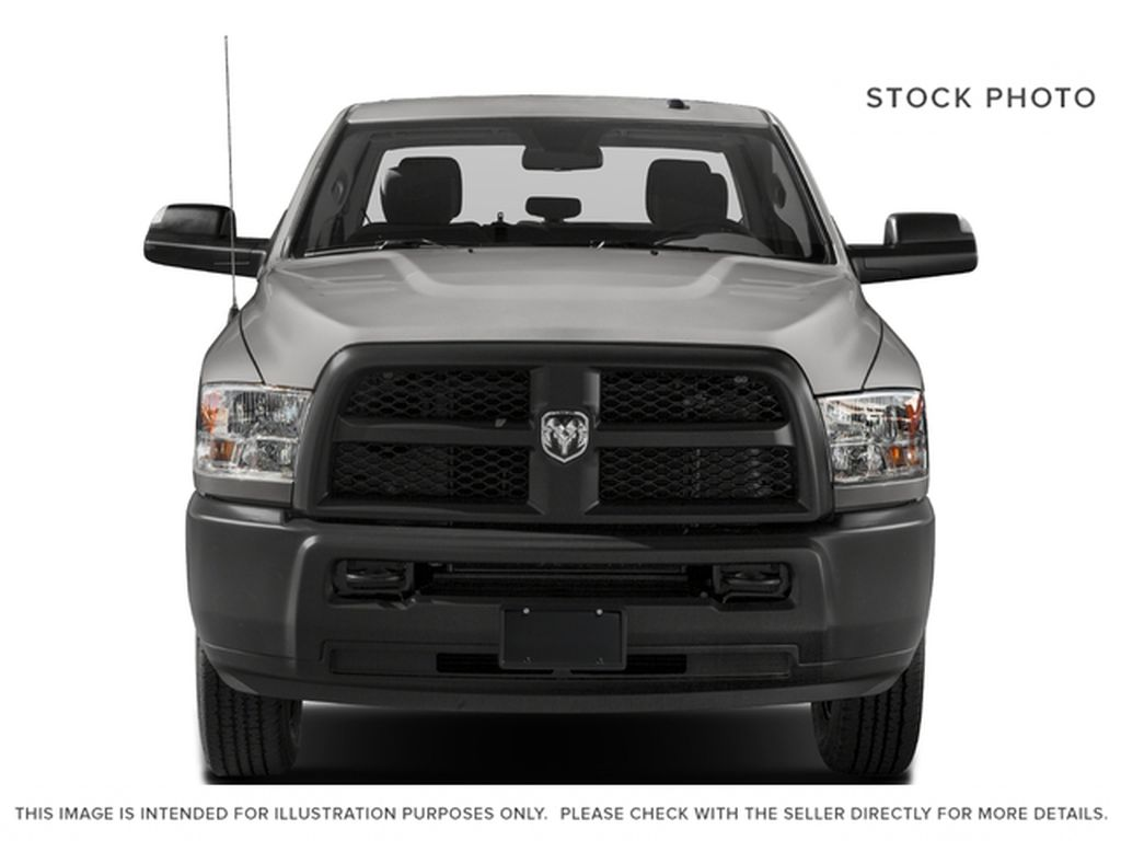 2017 Ram 2500 Front Vehicle Photo in Medicine Hat AB