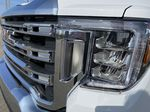 White[Summit White] 2020 GMC Sierra 3500HD Left Front Head Light / Bumper and Grill in Edmonton AB