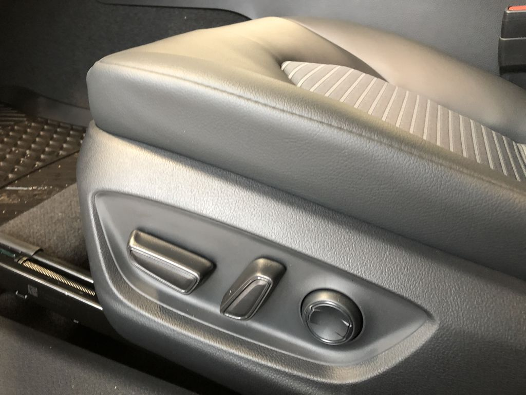 Celestial Silver Metallic 2020 Toyota Camry SE Right Side Front Seat  Photo in Edmonton AB