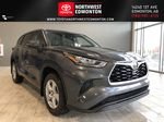 Magnetic Grey Metallic 2020 Toyota Highlander LE Primary Listing Photo in Edmonton AB