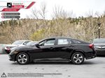 BLACK NH-731P 2020 Honda Civic Sedan Left Side Rear Seat  Photo in Kelowna BC