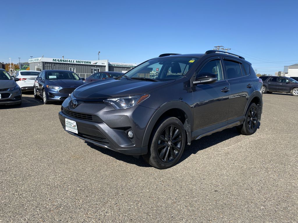Gray 2018 Toyota RAV4 AWD XLE *Back-Up Cam**Bluetooth**Heated Seats*