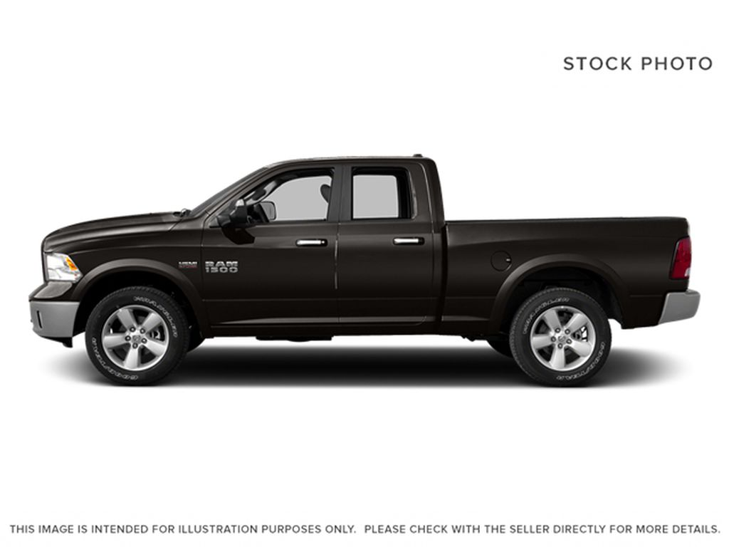 Black[Black Clearcoat] 2014 Ram 1500 Left Side Photo in Dartmouth NS