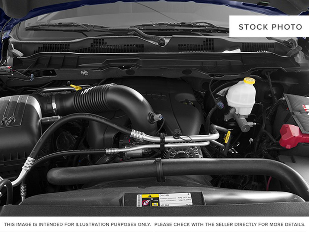 Black[Black Clearcoat] 2014 Ram 1500 Engine Compartment Photo in Dartmouth NS