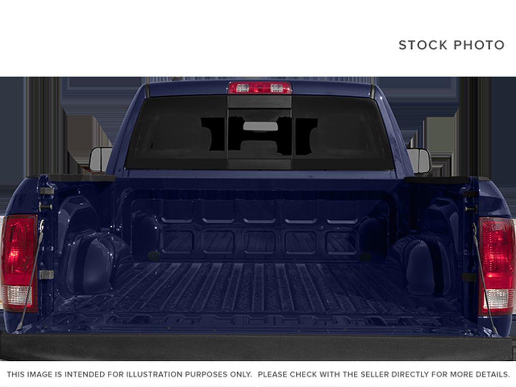 Black[Black Clearcoat] 2014 Ram 1500 Trunk / Cargo Area Photo in Dartmouth NS