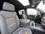 Blue[Pacific Blue Metallic] 2020 GMC Sierra 1500 AT4 Right Side Front Seat  Photo in Calgary AB