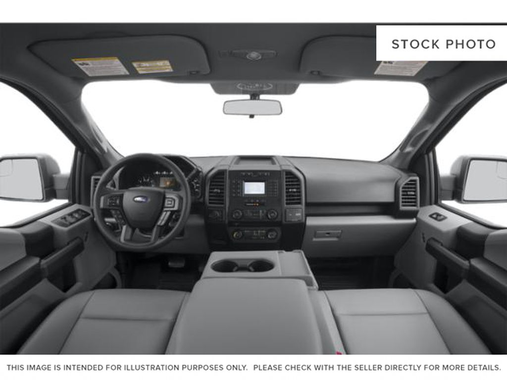 Silver[Iconic Silver] 2020 Ford F-150 Central Dash Options Photo in Dartmouth NS