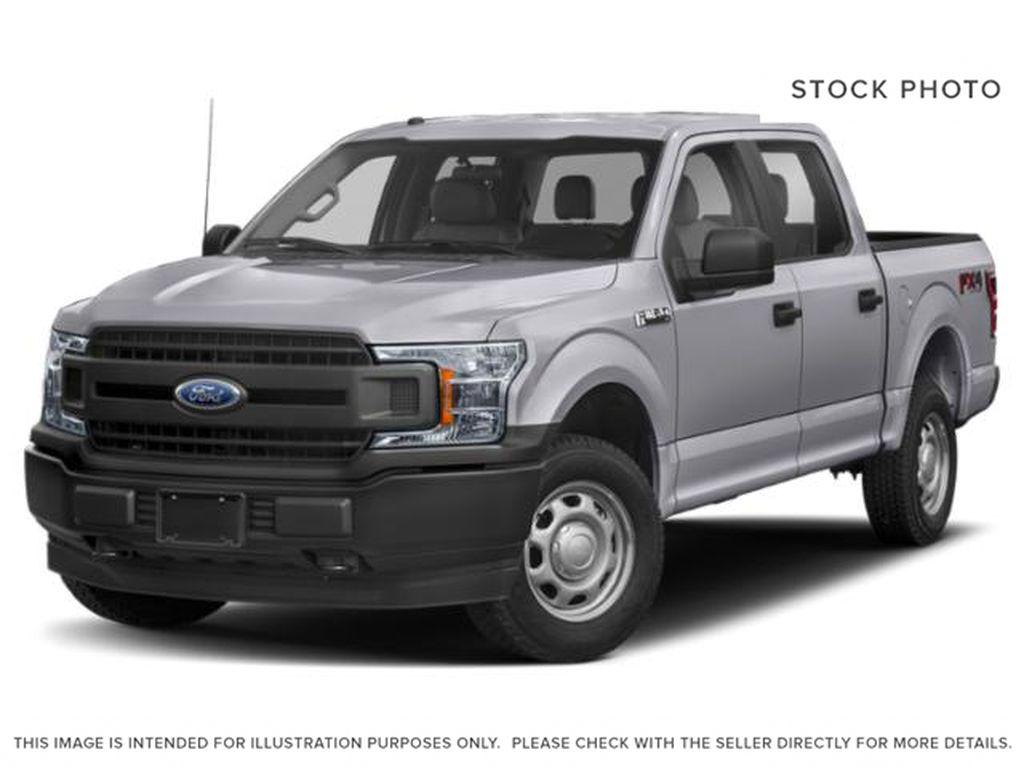 Silver[Iconic Silver] 2020 Ford F-150