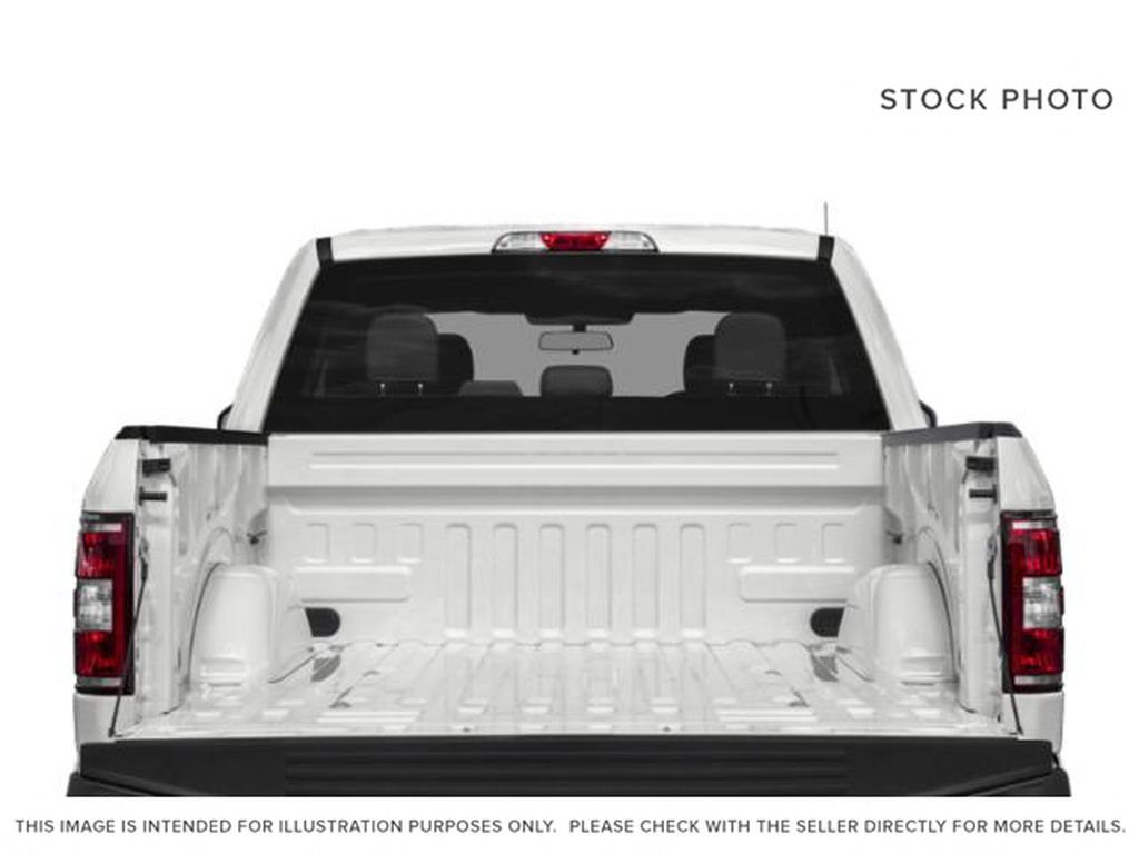 Silver[Iconic Silver] 2020 Ford F-150 Trunk / Cargo Area Photo in Dartmouth NS