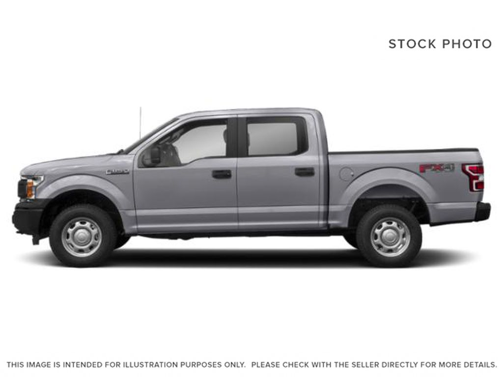 Silver[Iconic Silver] 2020 Ford F-150 Left Side Photo in Dartmouth NS