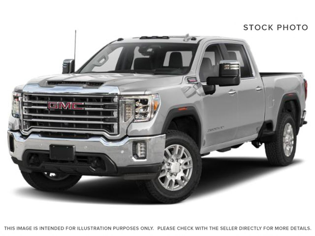 Silver[Quicksilver Metallic] 2020 GMC Sierra 2500HD