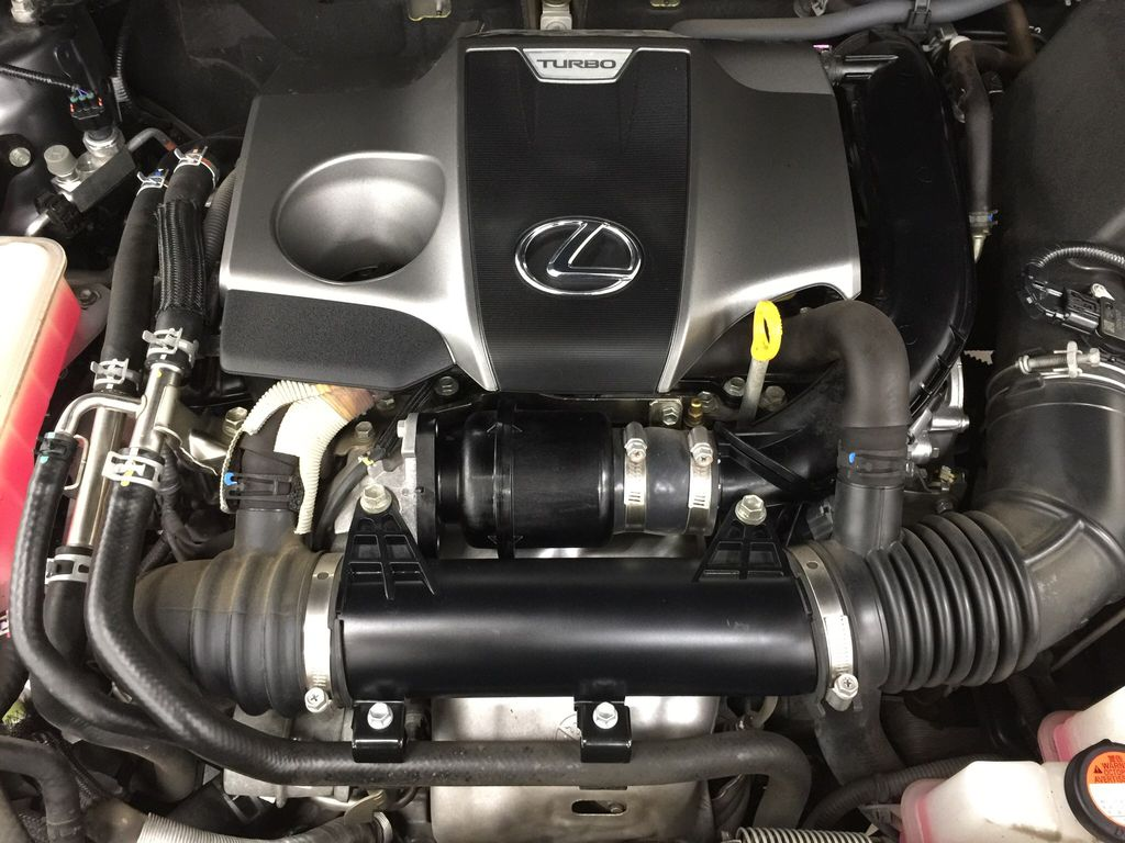 Gray[Nebula Gray Pearl] 2015 Lexus NX 200t Engine Compartment Photo in Sherwood Park AB