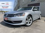 Silver[Reflex Silver Metallic] 2014 Volkswagen Passat OUT WITH KHURRAM Primary Listing Photo in Brampton ON