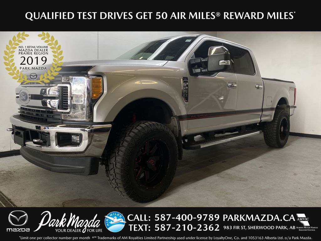 SILVER 2017 Ford Super Duty F-250 SRW XLT - Remote Start, Bluetooth, Heated Front Seats