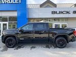 Black[Carbon Black Metallic] 2020 GMC Sierra 1500 Elevation Left Side Photo in Canmore AB