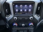 Black[Carbon Black Metallic] 2020 GMC Sierra 1500 Elevation Center Console Photo in Canmore AB