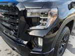 Black[Carbon Black Metallic] 2020 GMC Sierra 1500 Elevation Left Front Head Light / Bumper and Grill in Canmore AB