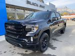Black[Carbon Black Metallic] 2020 GMC Sierra 1500 Elevation Right Front Corner Photo in Canmore AB