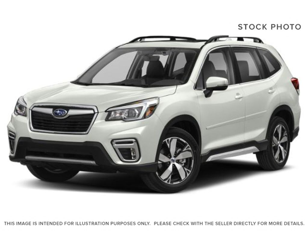 White[Crystal White Pearl] 2020 Subaru Forester