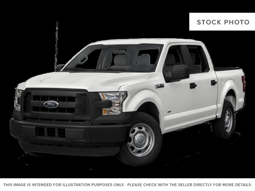Red[Ruby Red Metallic Tinted Clearcoat] 2017 Ford F-150