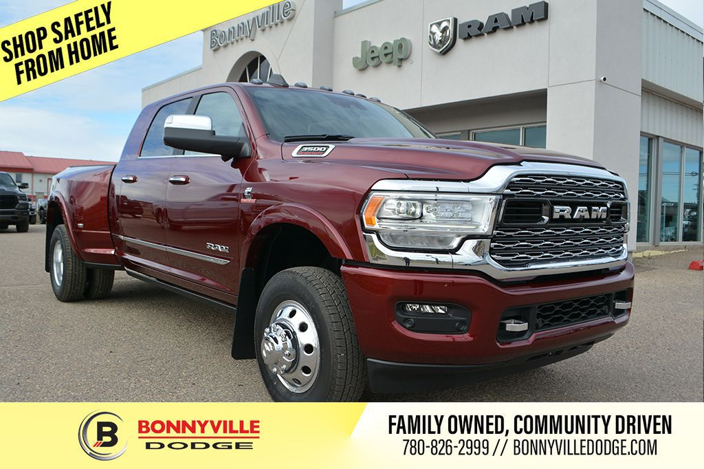 Red[Red Pearl] 2020 Ram 3500
