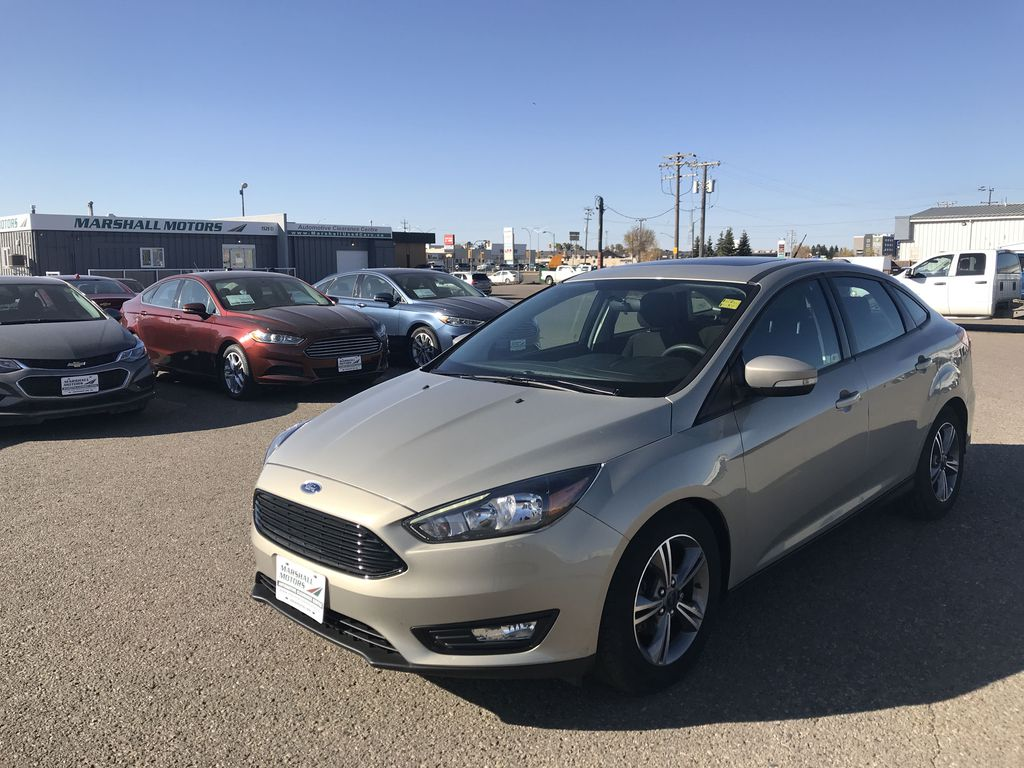 Other 2016 Ford Focus 4dr Sdn SE *Sunroof**Back-up Cam**Bluetooth*