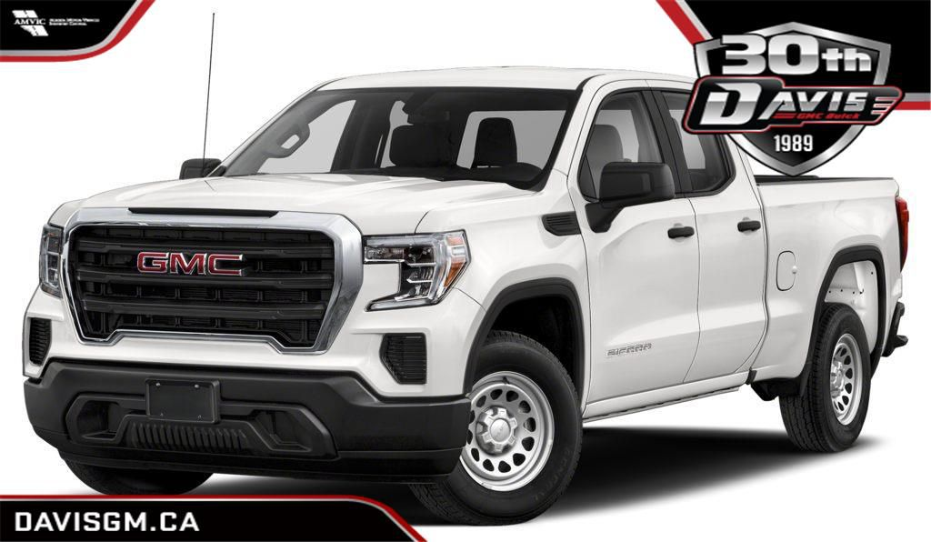 White 2020 GMC Sierra 1500