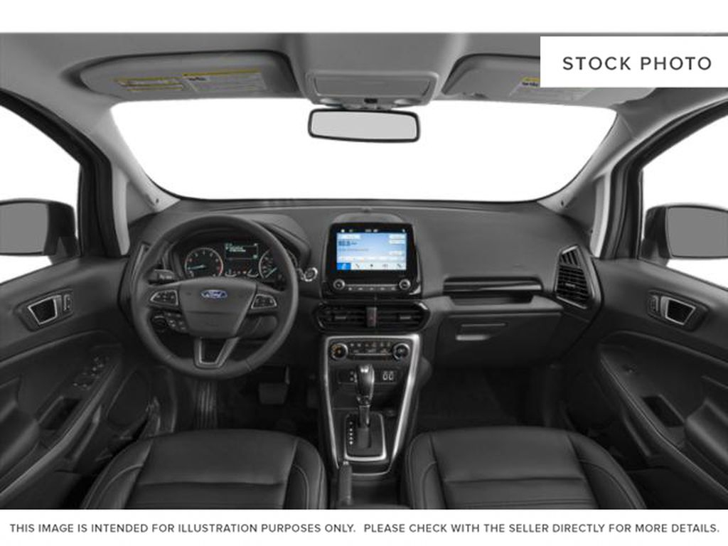 CANYON RIDGE 2020 Ford EcoSport Central Dash Options Photo in Dartmouth NS