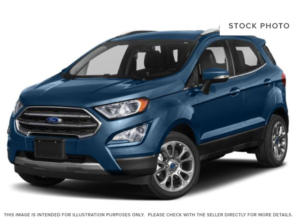 CANYON RIDGE 2020 Ford EcoSport