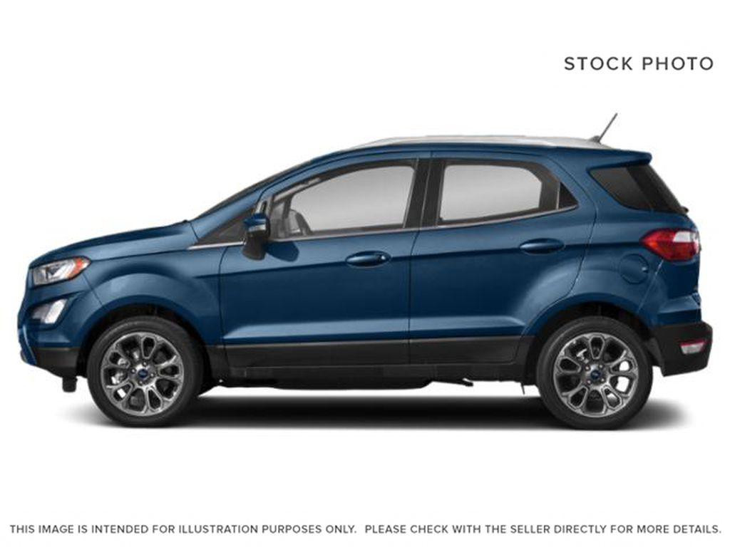CANYON RIDGE 2020 Ford EcoSport Left Side Photo in Dartmouth NS
