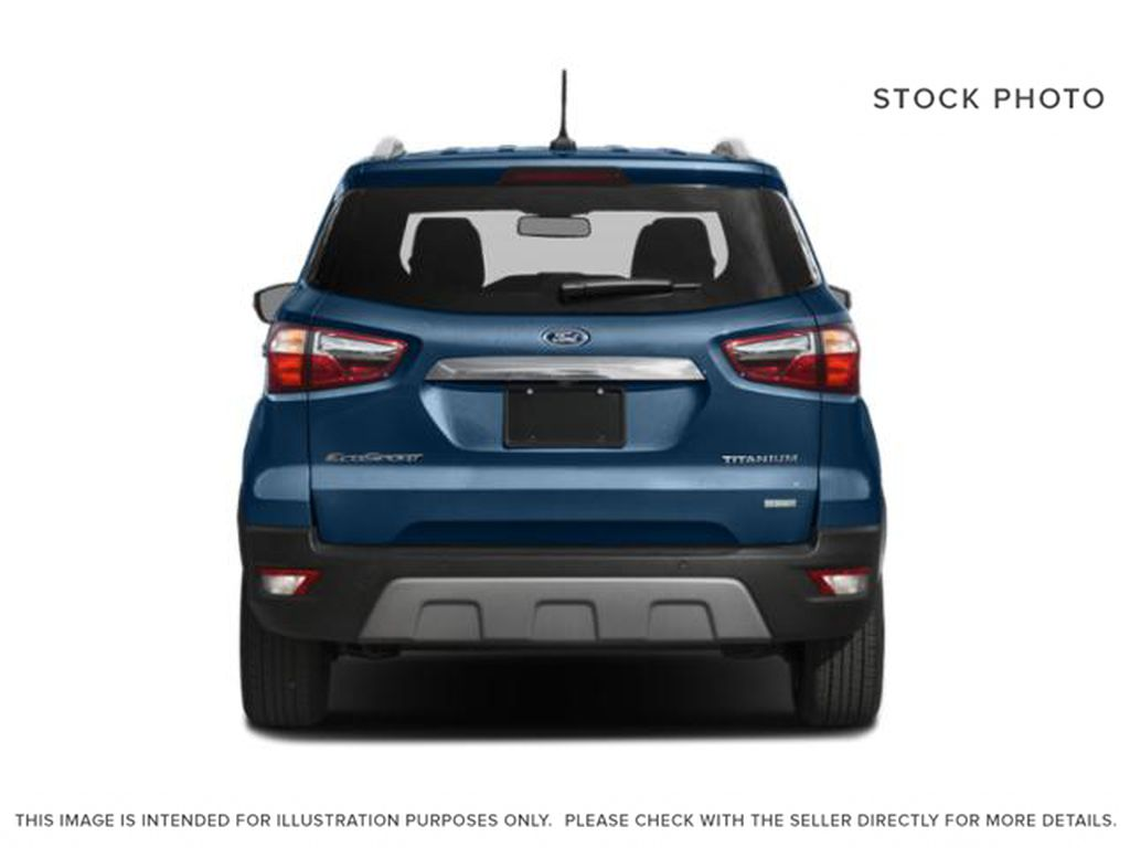 CANYON RIDGE 2020 Ford EcoSport Rear of Vehicle Photo in Dartmouth NS