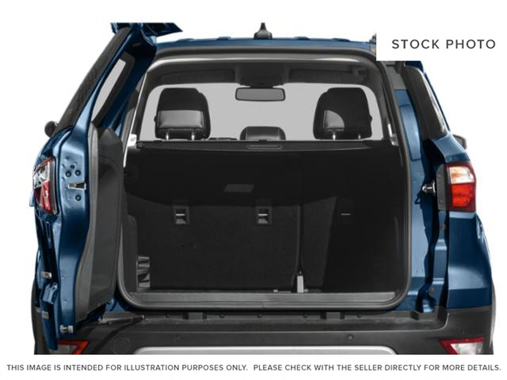 CANYON RIDGE 2020 Ford EcoSport Trunk / Cargo Area Photo in Dartmouth NS